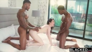 Choco darling is fingering her pussy wildly