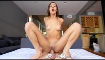 Rebecca is a hot babe who loves to get her ass ravaged with a cock